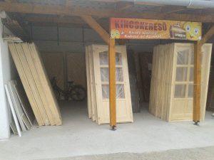 Fa nyílászárók: fa ablak, ajtó